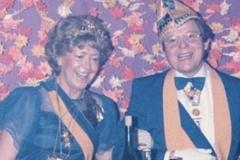 1986-Prinzenpaar-Katja-und-Gustel